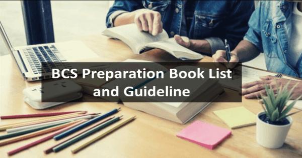 BCS preparation book list
